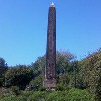 9/23/2012 tarihinde Afriandi P.ziyaretçi tarafından The Obelisk (Cleopatra's Needle)'de çekilen fotoğraf