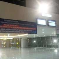 Photo taken at Terminal 2 (T2) by Afriandi P. on 6/5/2014