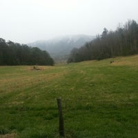 Photo taken at Cades Cove by Casey E. on 3/30/2013