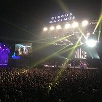 Photo taken at Saitama Super Arena by B.J. S. on 10/27/2012