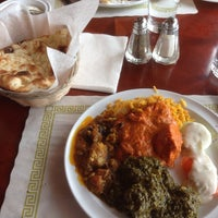 Photo taken at Diwan Indian Restaurant & Bar by Tony T. on 3/29/2014