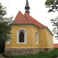 Photo taken at Kaple Svatá Anna by Jakub M. on 9/23/2013