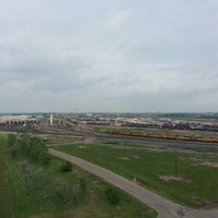 Photo taken at Golden Spike Tower by Anna T. on 6/3/2014