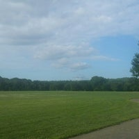 Photo taken at Van Cortlandt Park Golf Course by Elizabeth P. on 7/4/2015