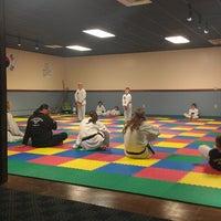 Photo taken at Kickin' It Taekwondo by Heather B. on 5/9/2013