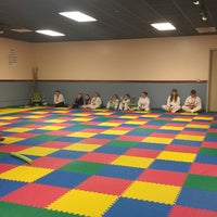 Photo taken at Kickin' It Taekwondo by Heather B. on 4/30/2013