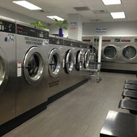 Photo taken at Modern Coin Laundry by Valerie R. on 9/17/2013