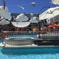 Photo taken at Ibiza Rocks Hotel by Lorenzo D. on 7/2/2017