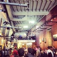 Photo taken at Crema Cafe by Greg B. on 4/21/2013