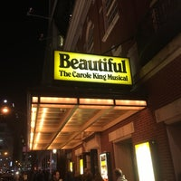 Photo taken at Beautiful: The Carole King Musical by Greg B. on 2/19/2017