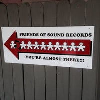 Photo taken at Friends of Sound Records by Greg B. on 6/13/2015