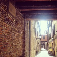 Photo taken at Via delle Volte by Prenota p. on 8/10/2014