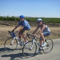 Photo taken at Getaway Adventures Inc. / Wine Country Bike Tours by Getaway Adventures Inc. / Wine Country Bike Tours on 5/13/2015