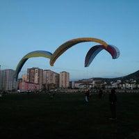 Photo taken at Kayseri Havacılık Kulübü by Havva Ü. on 3/24/2014