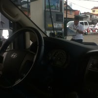 Photo taken at Petron Greenhills by Michael B. on 6/15/2013