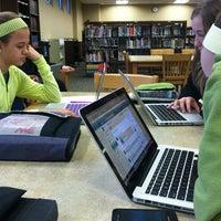 Photo taken at Janesville High School by Natalie D. on 4/10/2013