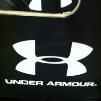 Photo taken at Under Armour by Natalie D. on 4/13/2013