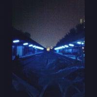 Photo taken at Tanjong Pagar Railway Station by Hui C. on 10/13/2012