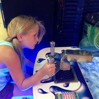 Photo taken at Joyland Arcade by Diana G. on 7/18/2014