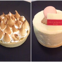 Photo taken at Patisserie Mimi by Love B. on 1/10/2014