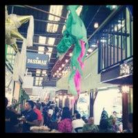 Photo taken at Mercado Av. Coyoacan by MOna T. on 4/16/2014