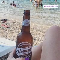 Foto tomada en İncebogaz Beach por Emine G. el 8/9/2018