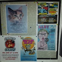 Photo taken at The Nerdist Theatre at Meltdown Comics by Meltdown C. on 6/6/2013