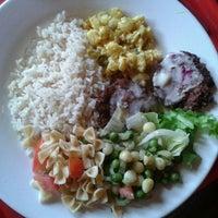 Photo taken at Govindas Restaurant by Ivanna Z. on 4/18/2013