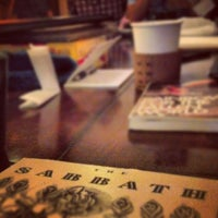 Photo taken at Mosaic Coffeehouse by Jonathan A. on 10/12/2012