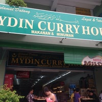 Photo taken at Mydin Curry House by Gadiy L. on 7/29/2014