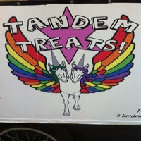 Photo taken at Tandem Treats by Mike A. on 9/15/2012