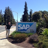 Photo taken at SAP Labs by Christof H. on 8/1/2014
