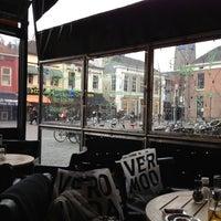 Photo taken at Café De Geus by Marty V. on 12/1/2012