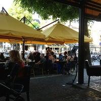 Photo taken at Café De Geus by Marty V. on 6/7/2013