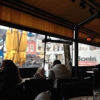 Photo taken at Café De Geus by Marty V. on 12/15/2012