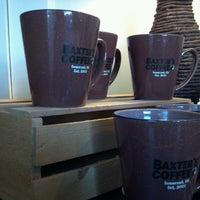 Photo taken at Baxter's Coffee by Brad B. on 1/24/2013