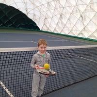 Das Foto wurde bei Теннисный корт Кадет von Вадим П. am 12/13/2014 aufgenommen