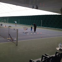 Das Foto wurde bei Теннисный корт Кадет von Вадим П. am 4/5/2014 aufgenommen