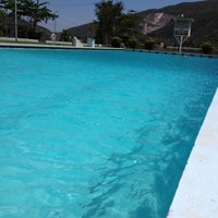 photo taken at uwi olympic swimming pool by meily m on 414