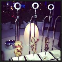 Photo taken at The Ritz-Carlton Bleu Lounge & Grill by Ирина О. on 4/9/2013
