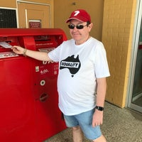Photo taken at Australia Post by Andrew M. on 9/19/2017