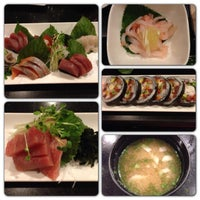 Photo taken at The Sushi Bar 1 by Wil D. on 3/27/2013