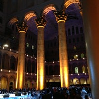 Photo taken at National Building Museum by The GEM Hotel NYC on 3/10/2013