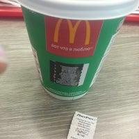 Photo taken at McDonald's by Irina L. on 12/29/2014