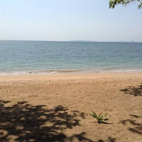 Photo taken at Libong Beach Resort by Inksquidd on 4/19/2014
