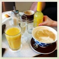 Photo taken at cafe naschkatze by Susanne B. on 4/28/2013