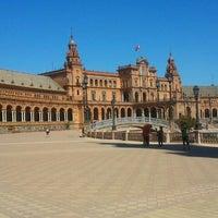 Foto tomada en Plaza de España por Ceyda G. el 6/13/2013