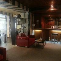 Photo taken at Hotel Inglaterra by Hugo S. on 12/10/2015