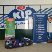 Photo taken at Kartódromo Internacional de Palmela by Hugo S. on 7/9/2017