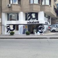 Photo taken at odeabank by Mutlu A. on 4/24/2013